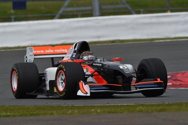 Antonio Pizzonia (Photo: Auto GP)