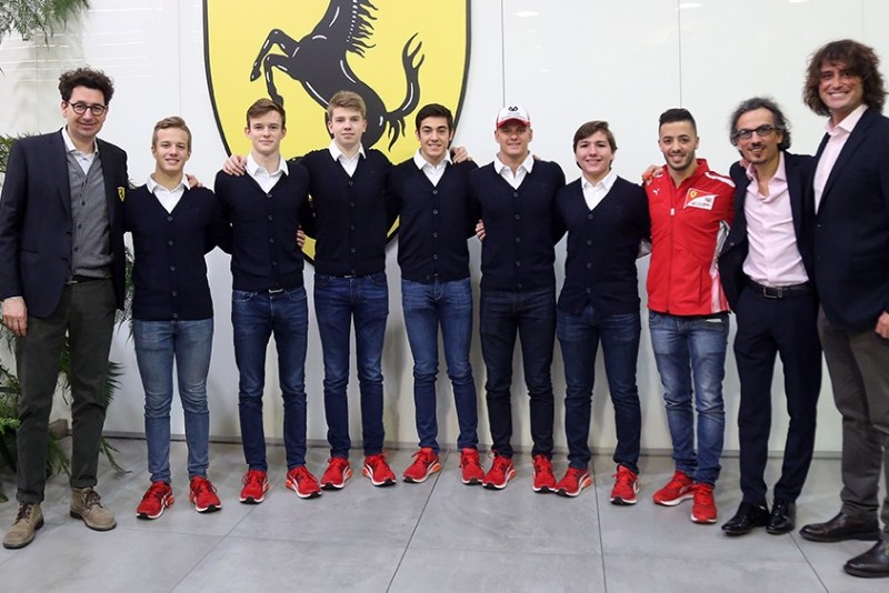 10 Years Of The Ferrari Driver Academy The Top 10 Talents Formula Scout