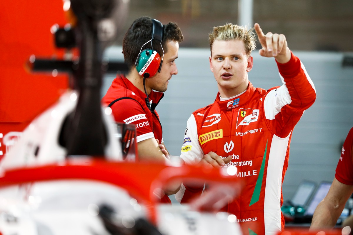 Mick Schumacher Sees Condensed F2 Season As A Positive For His Driving